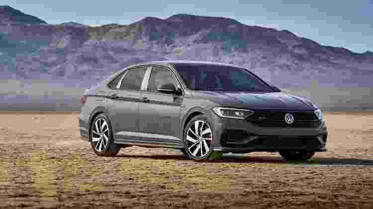 Volkswagen Jetta GLI 2019 - Divulgação - Divulgação