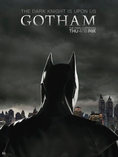 """Pôster do episódio final de """"Gotham"""" - Divulgação"""