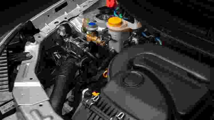 Motor de carro com GNV - Divulgação - Divulgação