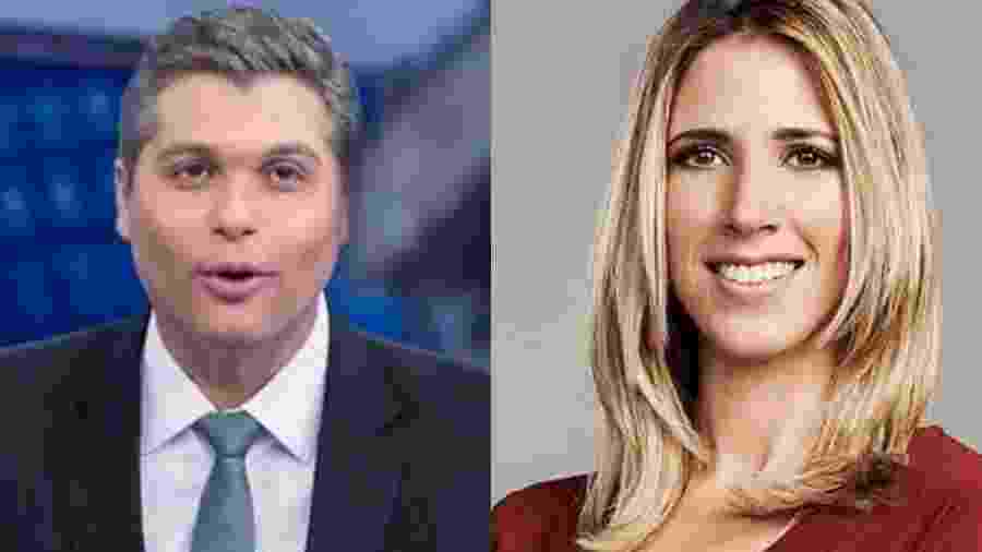 Imagem/Divulgação Reprodução/TV Bandeirantes Montagem/UOL
