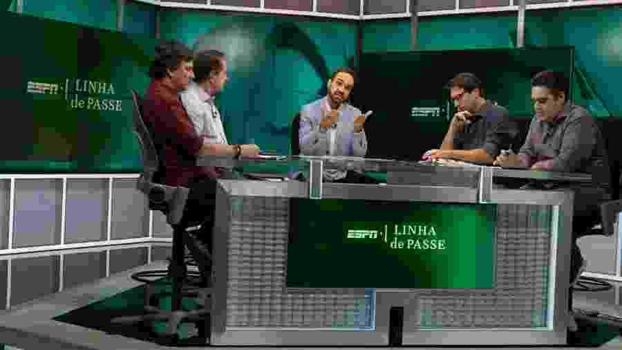 Guido Bompan/Divulgação ESPN