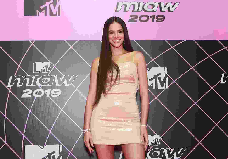 Bruna Marquezine no MTV MIAW 2019 - Manuela Scarpa e Iwi Onodera/Brazil News