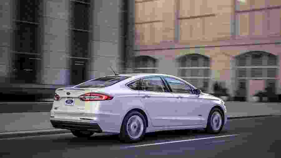 Ford Fusion - Ford/Divulgação