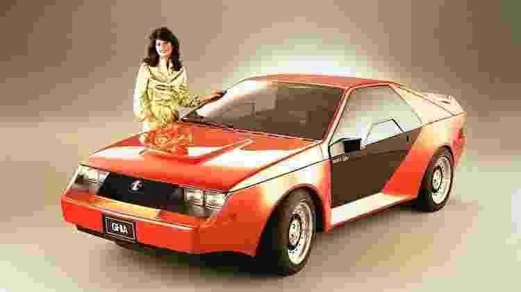 A ideia de um Mustang para o futuro estava no conceito RSX - Divulgação