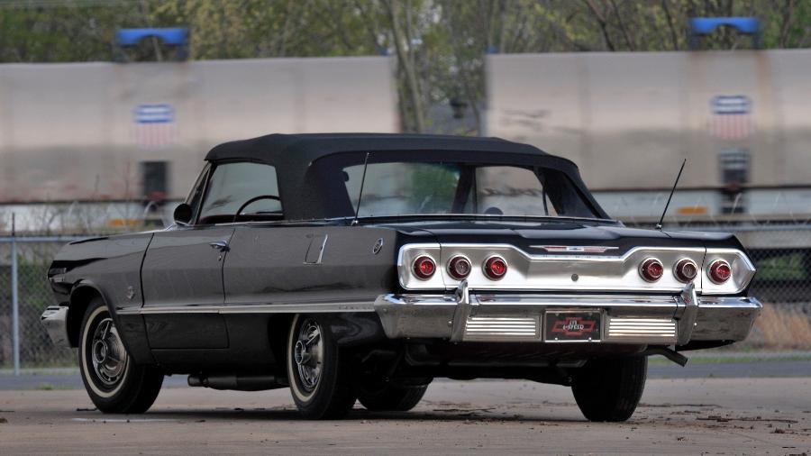 Chevrolet Impala marcou época entre motoristas desde o fim dos anos 60 - Reprodução
