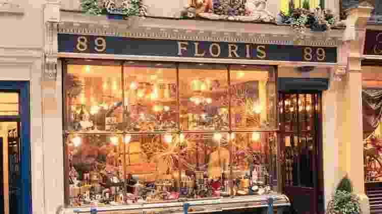 Floris, onde a realeza encontra seus perfumes favoritos - Divulgação/VisitBritain
