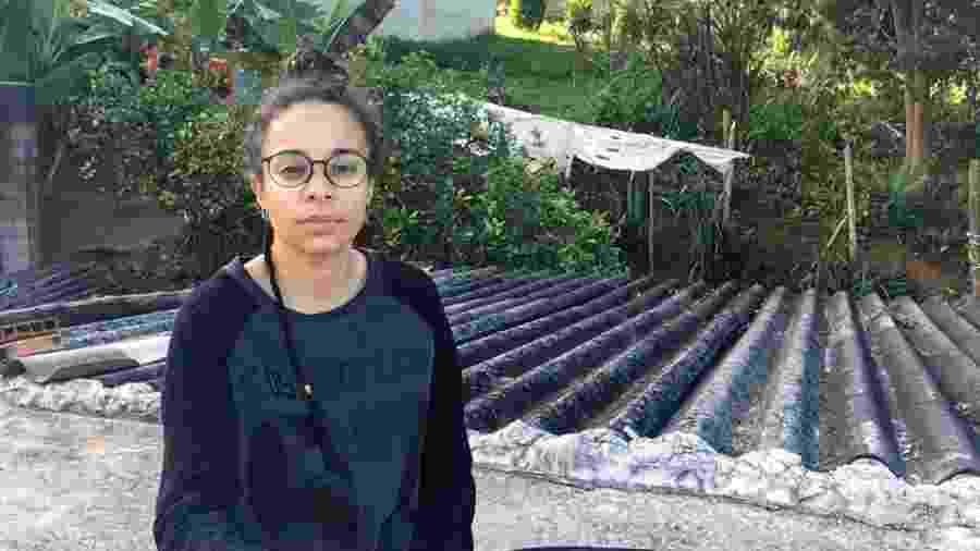 A comunicadora Luana Nunes mora em Barragem, extremo sul de São Paulo - Arquivo Pessoal