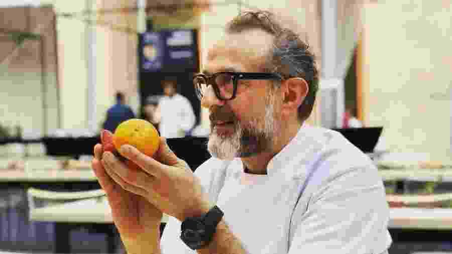 O chef italiano: luta contra o desperdício e o descarte de alimentos no mundo - Reprodução/Instagram