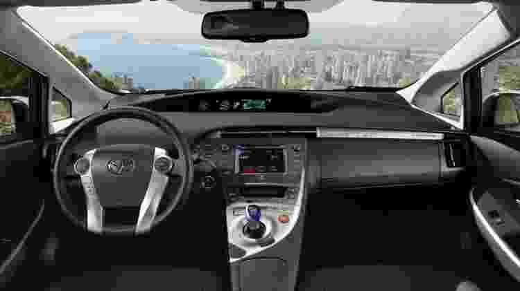 Custos de manutenção do Prius equivalem aos de um Corolla - Divulgação