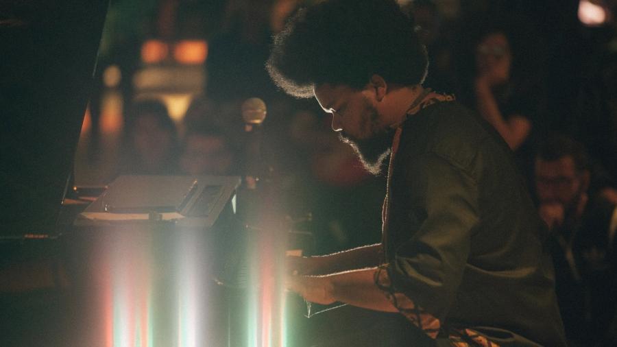 O pianista Amaro Freitas - Helder Tavares / Sesc 24 de Maio