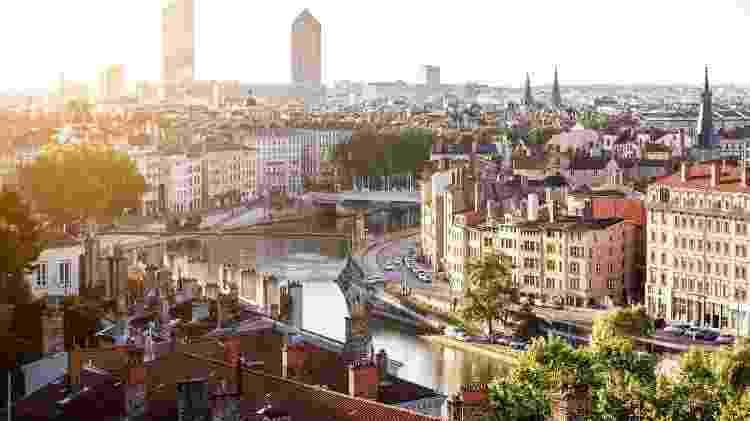 Lyon, na França - Getty Images - Getty Images