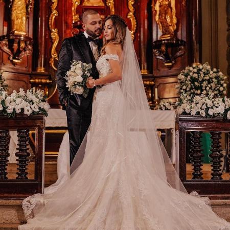 Projota completa 2 anos de casamento - Reprodução/Instagram