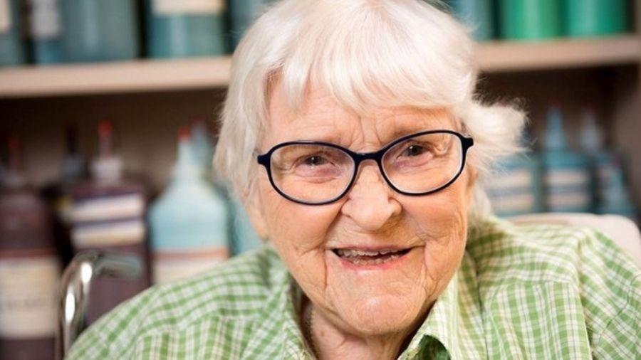 Ruthie Tompson morreu aos 111 anos - Reprodução/Disney