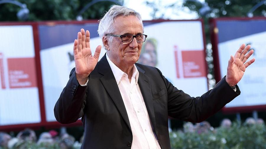 """O cineasta italiano Marco Bellocchio receberá prêmio """"Palma de Ouro"""" pela carreira no festival de Cannes - Claudio Onorati/EFE"""