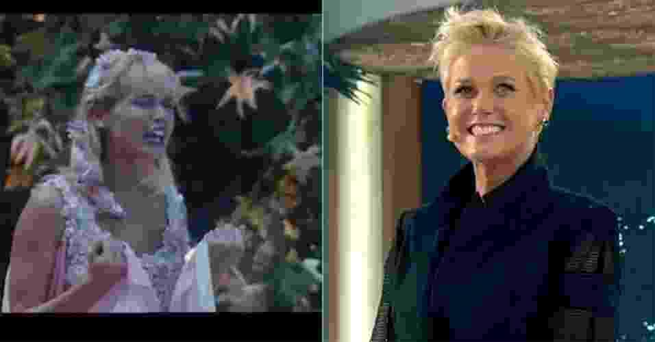 """Em """"Lua de Cristal"""", Xuxa vive a protagonista Maria da Graça (seu nome de batismo) - Reprodução"""