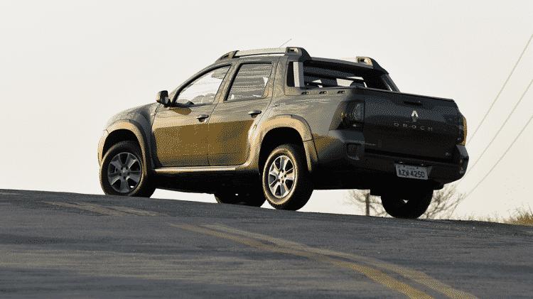 Renault Duster Oroch 2.0 - Murilo Góes/UOL - Murilo Góes/UOL