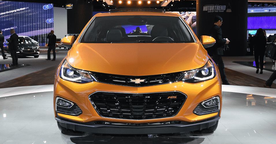 Chevrolet Cruze RS Hatch - Murilo Góes/UOL
