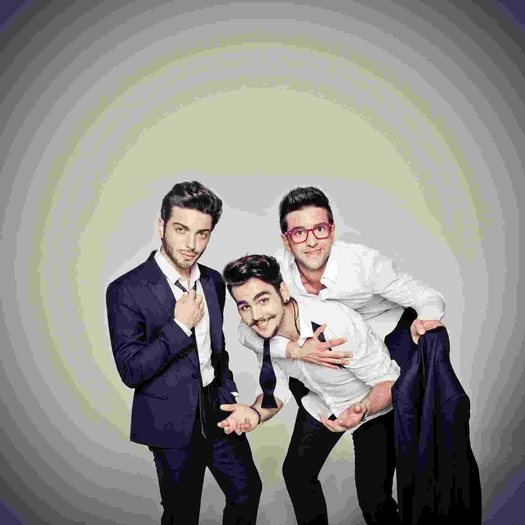 Trio de jovens tenores italianos Il Volo - Divulgação