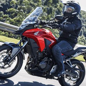Honda CB 500X 2017 - Divulgação