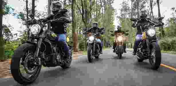 Ducati Scrambler e suas quatro versões - Infomoto - Infomoto
