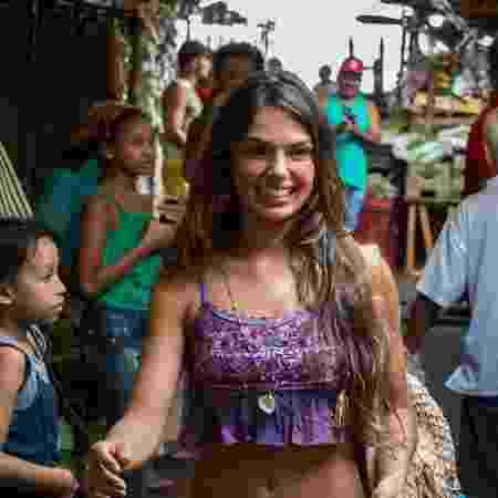 """Rita (Isis Valverde), personagem de """"A Força do Querer"""" - Estevam Avellar/Divulgação/TV Globo"""