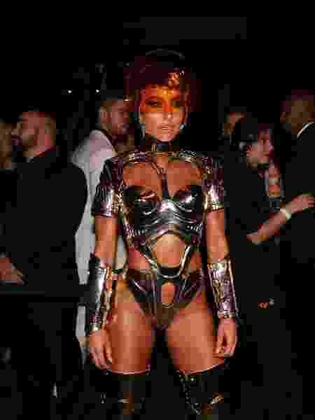 """Sabrina Sato se veste de """"futuro"""" no Baile da Vogue - Deividi Correa/AgNews - Deividi Correa/AgNews"""