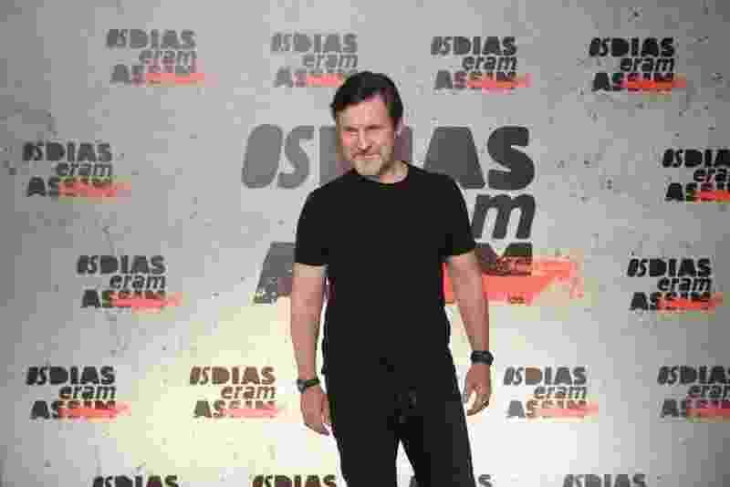 Antonio Calloni participa de lançamento de nova série da Globo no Rio - AgNews