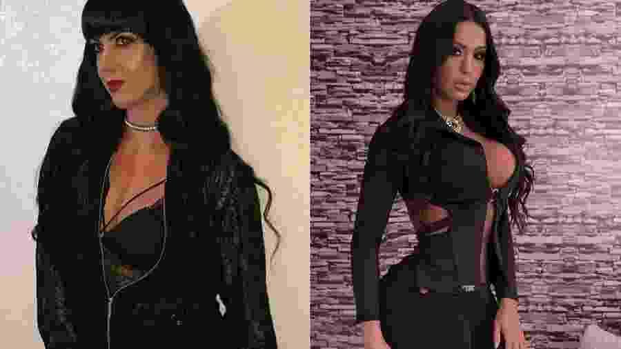 Graciele Lacerda e Gracyanne Barbosa - Reprodução/Instagram/gracielelacerdaoficial e Reprodução/Instagram/graoficial