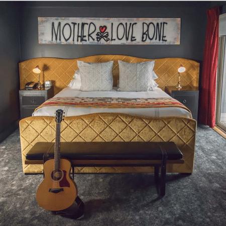 Hotel de Seattle tem suíte inspirada no Pearl Jam - Divulgação