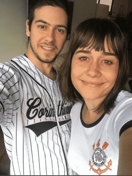 Alessandra Negrini com o filho, Antonio - Reprodução/Instagram/alessandranegrini