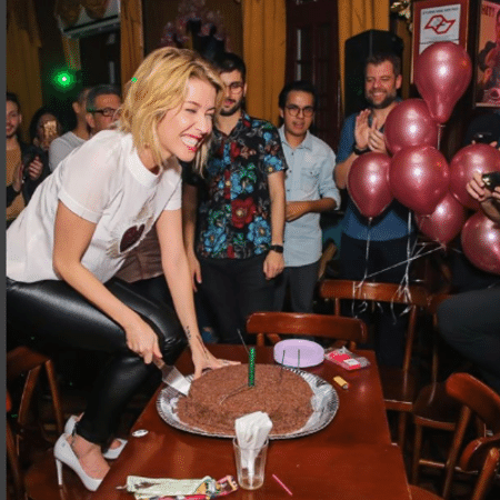 Luiza Possi comemora aniversário - Reprodução/Instagram/luizapossi