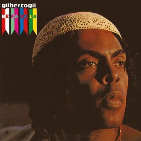 """Capa do disco """"Refavela"""", de Gilberto Gil - Reprodução"""