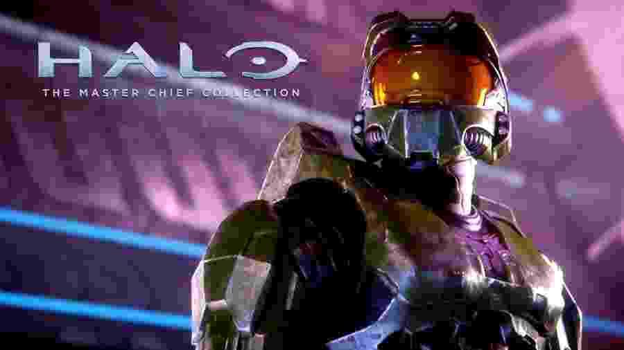 Halo The Master Chief Collection - Reprodução