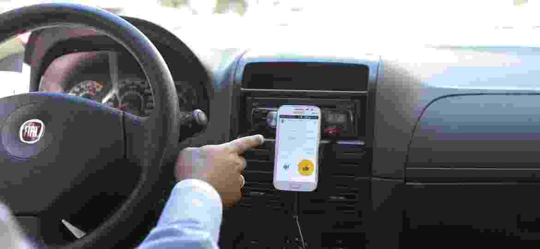 Aplicativos de transporte apostam em modalidades mais baratas e ganham usuários de fato - Robson Ventura/Folhapress