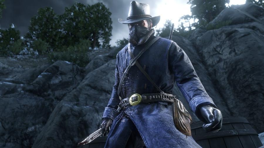 Red Dead Redemption 2 - Reprodução