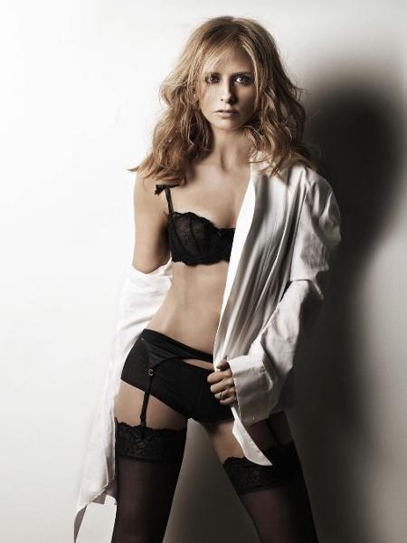 Sarah Michelle Gellar compartilhou foto de lingerie no Instagram - Reprodução/Instagram