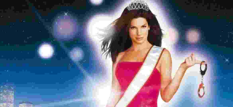 """Sandra Bullock em """"Miss Simpatia"""" (2000) - Divulgação"""