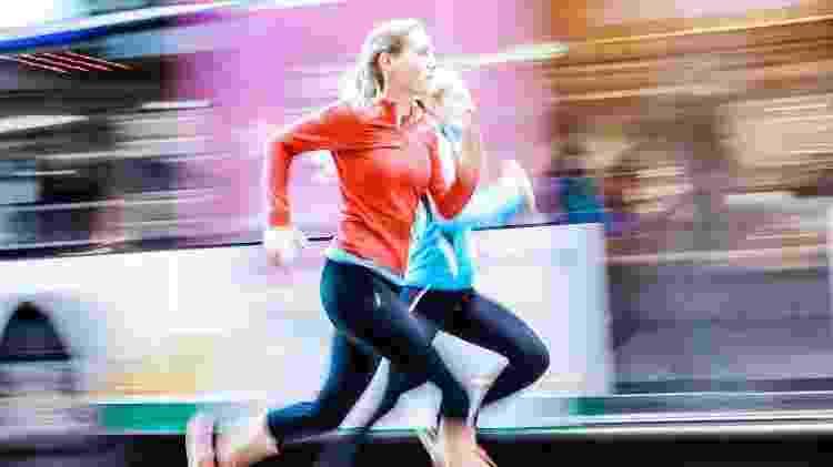 Correr acompanhado é sempre uma opção mais segura do que sozinho - iStock