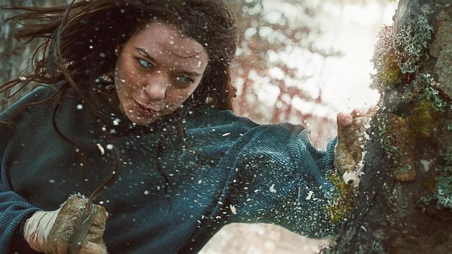 """Cena de """"Hanna"""", nova série da Amazon - Divulgação/IMDb"""