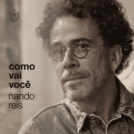 """Capa do single """"Como Vai Você"""" - Divulgação"""