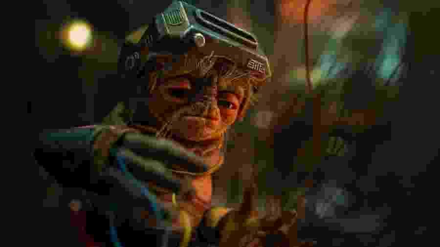 Babu Frik, novo personagem da saga Star Wars - Divulgação