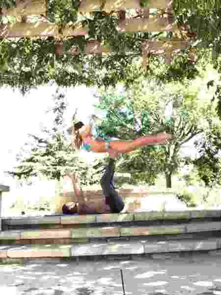 Britney Spears mostrou boa forma em rotina de exercícios - Reprodução/Instagram
