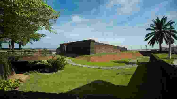 Forte do Presépio, em Belém, no Pará - Carlos Borges Moire - Carlos Borges Moire