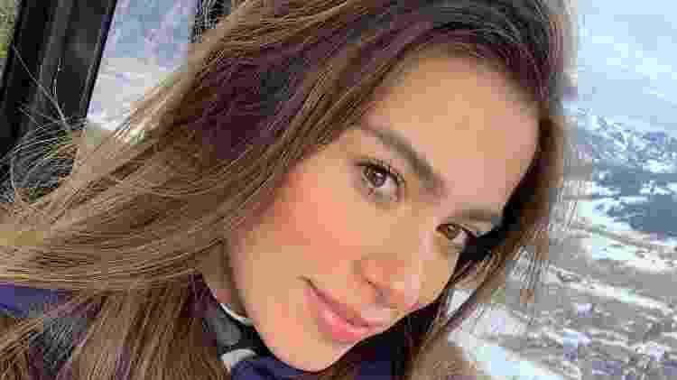 Gabriella Lenzi - Reprodução/Instagram - Reprodução/Instagram