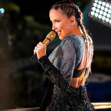 A cantora Claudia Leitte - Divulgação