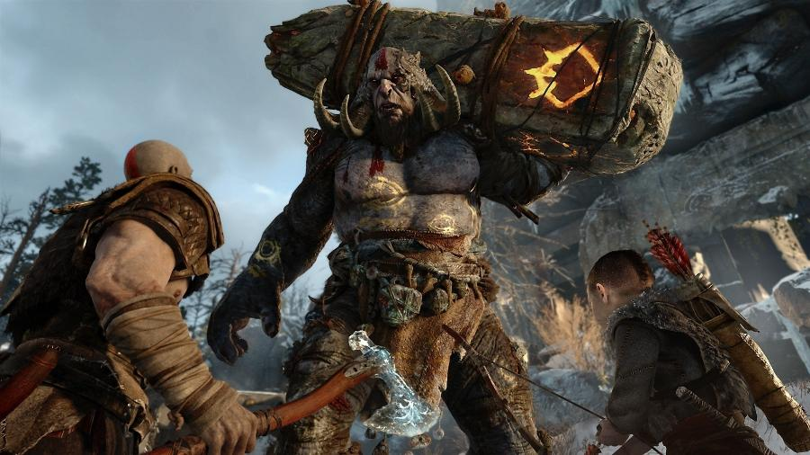 God of War pode ser um dos jogos a ser lançados no Steam? - Divulgação