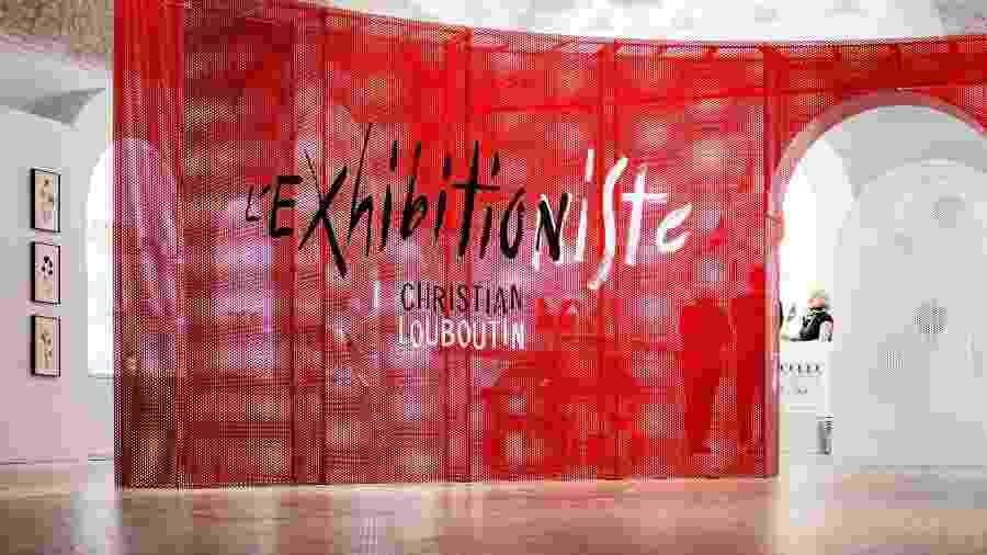 Exposição Christian Louboutin Paris 2020 - Divulgação - Palais de la Porte Dorée
