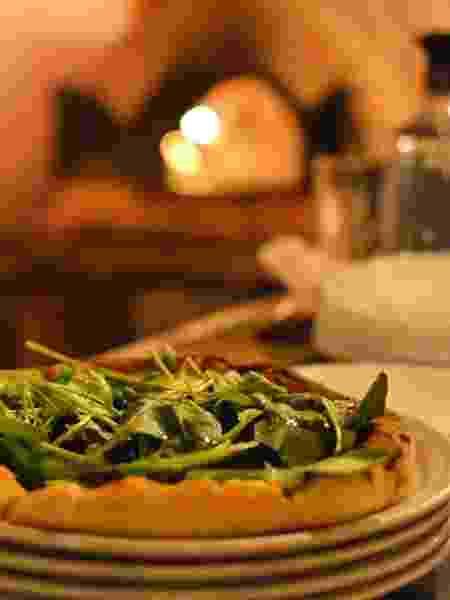 pizza negroni - Reprodução Instagram - Reprodução Instagram