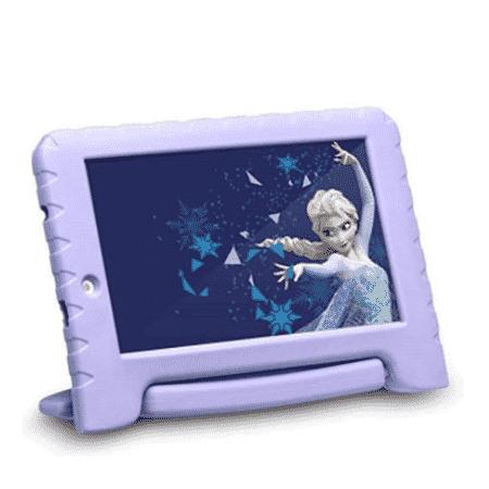 Tablet Wi-Fi Disney Frozen - Divulgação - Divulgação