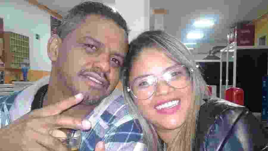 Vizinhos relatam brigas constantes entre Adílio Sérgio Gomes e Roberta Camile Araujo Silva - Acervo pessoal